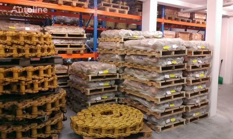 nova gusenice  LIEBHERR roliki , cep, napravlyayushchie kolesa za bagera LIEBHERR 900,904,906,914,924,926,934,944