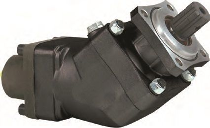 novi hidraulična pumpa  aksialno-porshnevoy 85 l/min. za kamiona