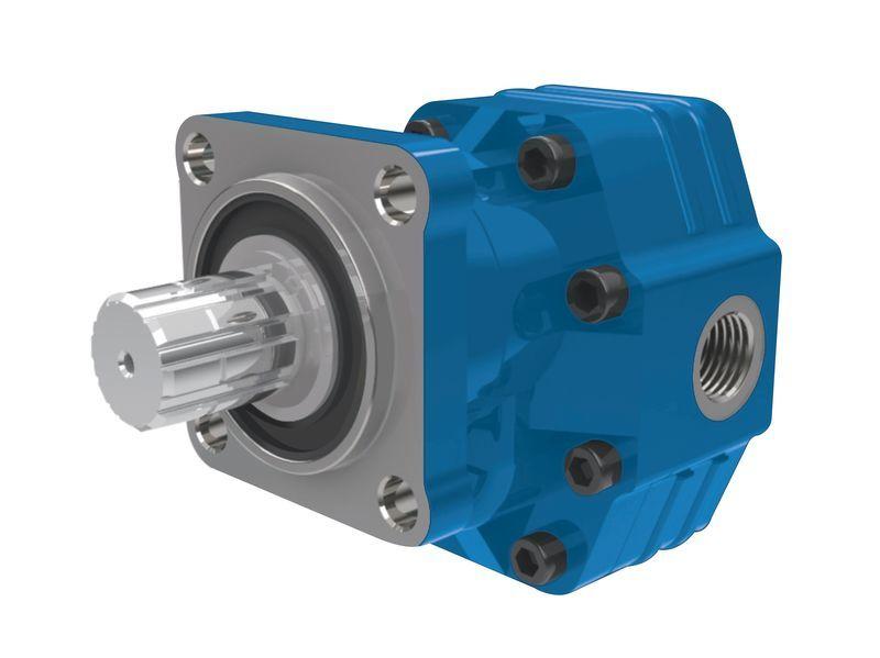 novi hidraulična pumpa  Avstriya Shesterennyy nasos 82 l/min.GIDRAVLIChESKIE KOMPLEKTY za kamiona