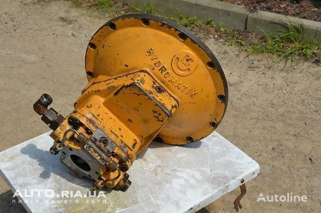 hidraulična pumpa  HYDROMATIK A8V055 za bagera ZEPPELIN