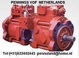 novi hidraulična pumpa  ALLE MERKEN za bagera for all BRANDS EXCAVATORS