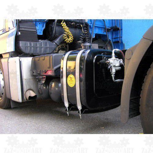 novi hidraullični rezervoar  s bokovym krepleniem za kamiona