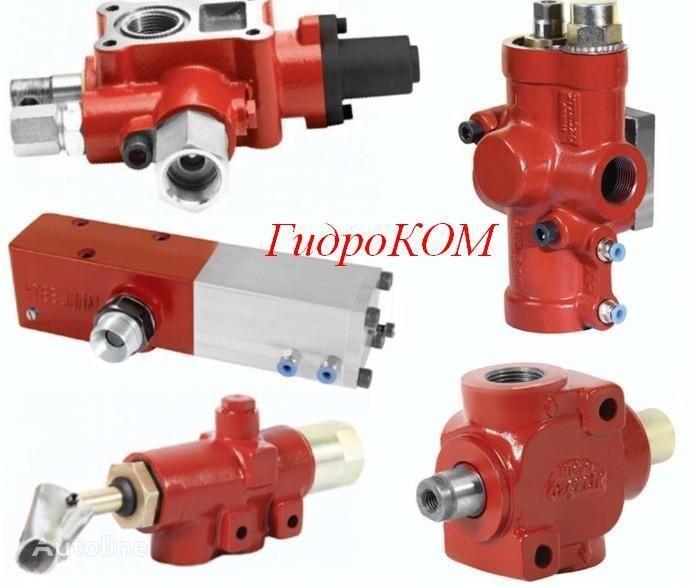 novi hidraullični rezervoar  ABER (Portugaliya), Steelioom (Turciya) Gidroraspredel za kamiona DAF  Iveco, MAN, Mercedes-Benz, Volvo, Renault, Scania, Kamaz