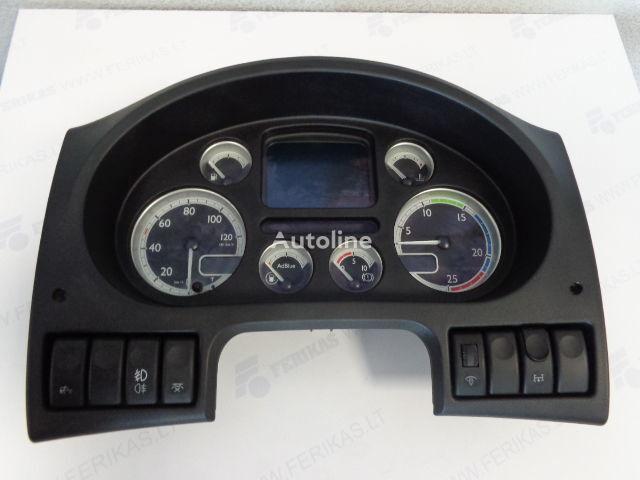 instrument tabla  Siemens VDO Automotive AG 1743496, 1605300, 1605301, 1699396, 1699397 za tegljača DAF 105 XF
