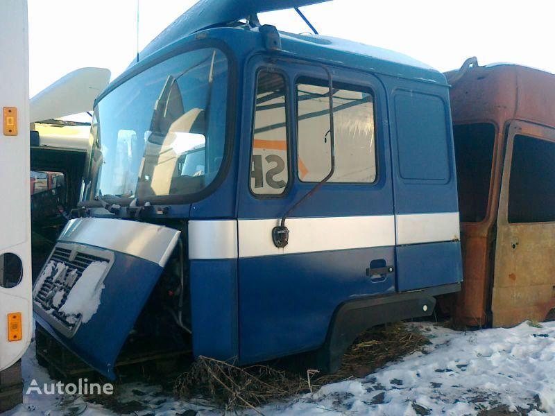 kabina za kamiona MAN F90 szeroka sypialna 3000 zl. netto