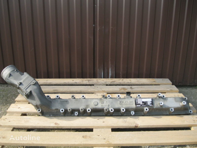 kolektor  SSĄCY za tegljača DAF XF 95