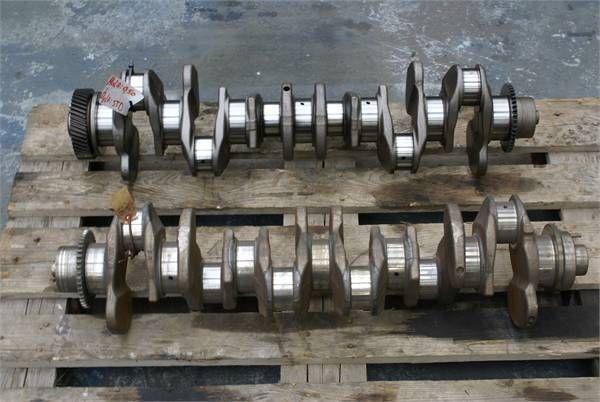 kolenasto vratilo za Ostale opreme MERCEDES-BENZ OM906CRANKSHAFT