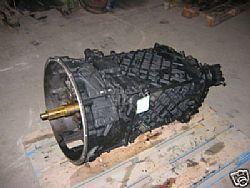 menjač  ZF 16 S 181 für MAN, DAF, Iveco, Renault