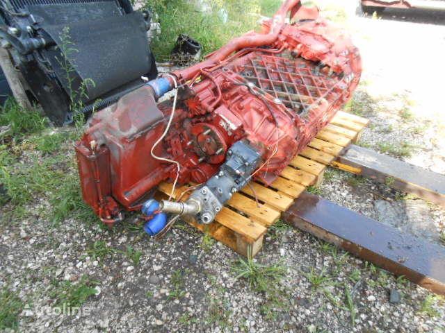menjač  ZF 16 S 221 IT mit ZF-Intarder Übers.(16,47-1,00) Neu-Gebraucht- Garantie za kamiona IVECO Stralis