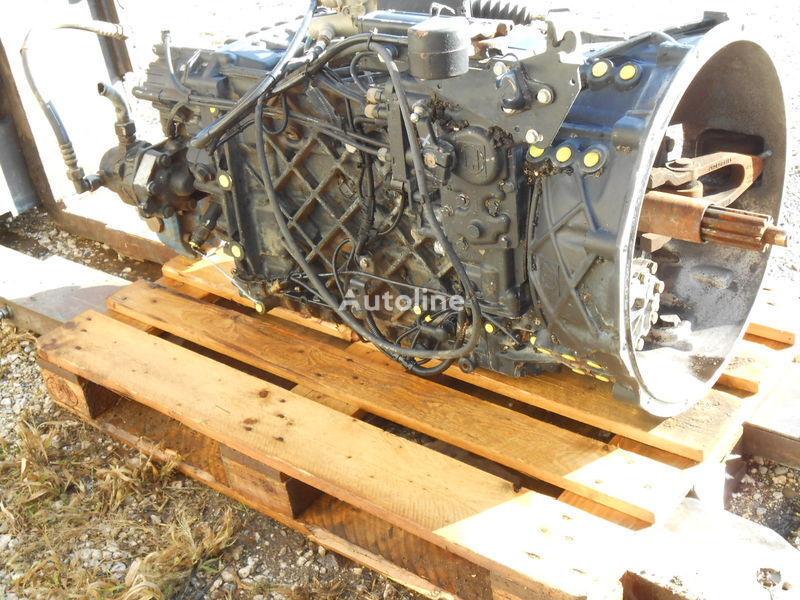 menjač  New Ecosplit MAN ZF16S2520 TO  Für MAN FZ übers. 13,80-0,84 Part List 1343 002 001 Customer Spec. NO.  81.32003-6676 za kamiona MAN Kipper-Mixer FZ SZM