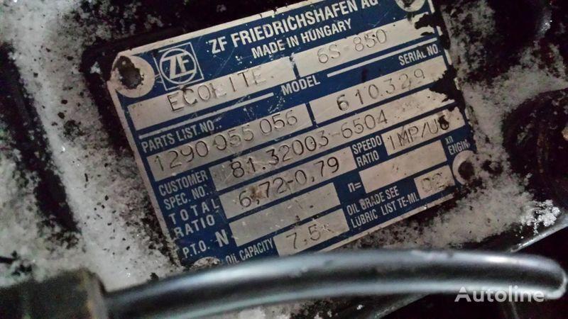 menjač  ZF 6S850 za kamiona MAN L2000