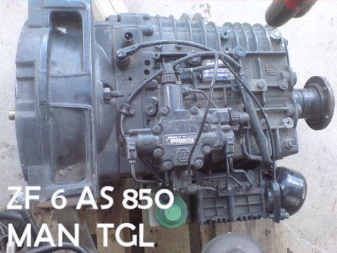 menjač za tegljača MAN SKRZYNI ZF 6 AS 850 MAN TGL 5000 zl