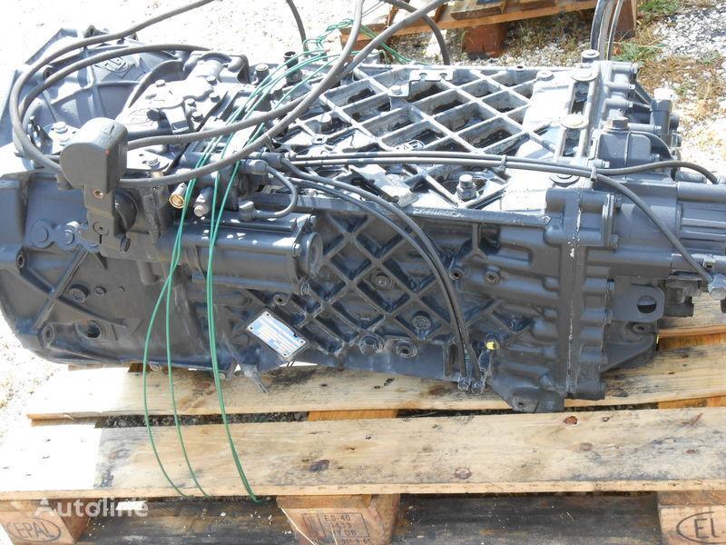 menjač  ZF 16S2220 TD-TO Part List No. 1343 001 016 Customer Spec. NR. 81.32004-6016 übers. 16,41-1,00 za kamiona MAN TGX-TGA
