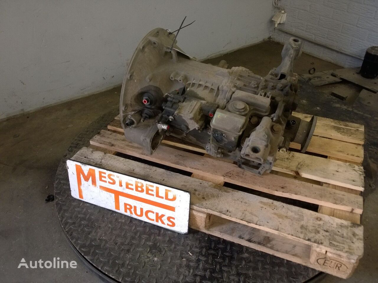 menjač za kamiona MERCEDES-BENZ Versnellingbak