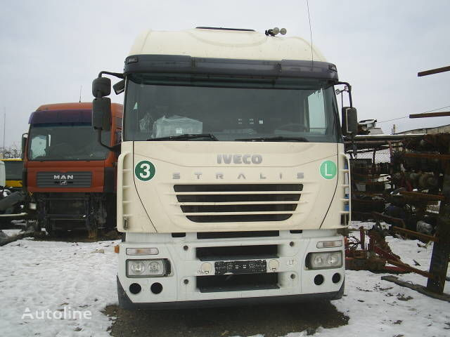 most za kamiona IVECO EUROTECH CURSOUR10