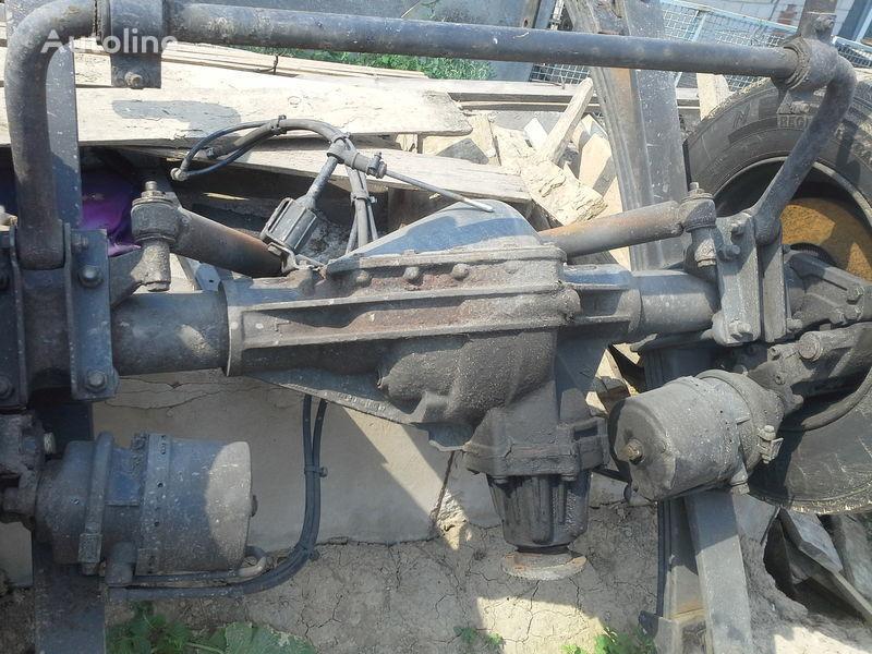 most  Man  b/u mosti 8.163 LE 8.180 Vinnici za kamiona MAN