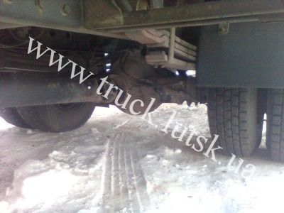 most  MAN za kamiona MAN 12.224