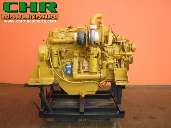 motor  Caterpillar 375 za bagera