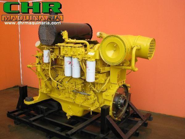 motor  KOMATSU PC750 SAA6D140-E2 za bagera
