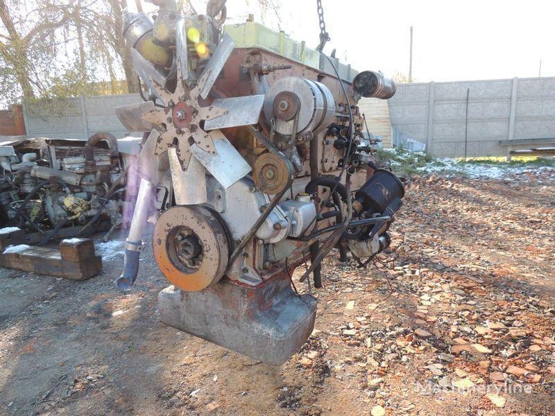 motor  Leyland SW680 Sralowa Wola L 34 za bagera