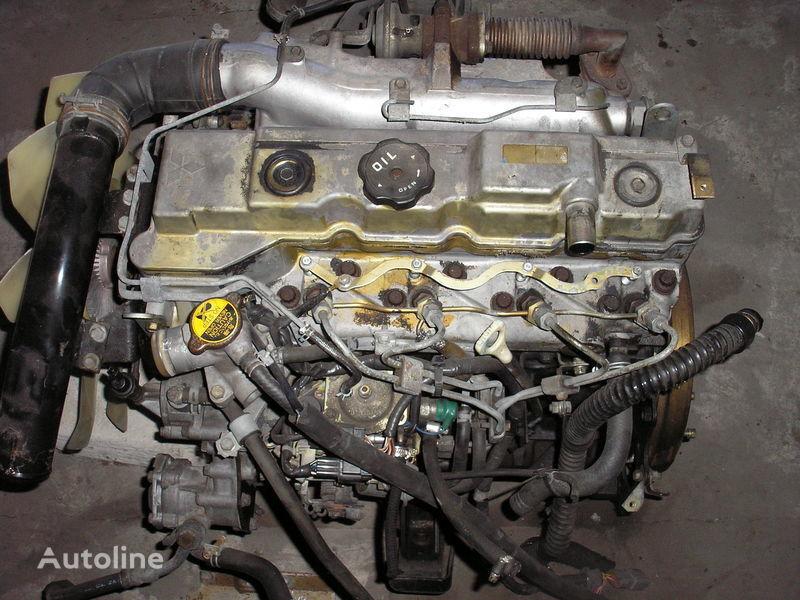 motor  Mitsubishi 4M40 za kamiona