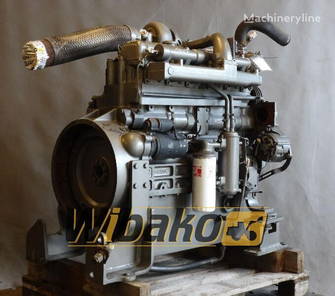 motor  Engine Scania 6 CYL. (6CYL.) za Ostale opreme 6 CYL