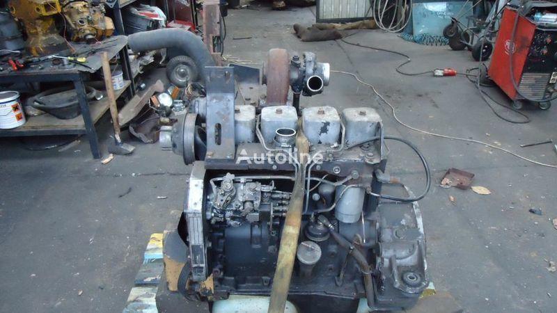 motor  Cummins 4t390 za bagera CASE IH