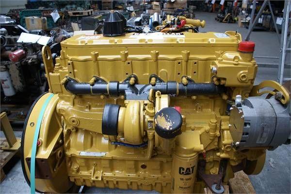 motor za bagera CATERPILLAR 3126