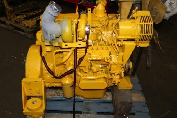 motor za Ostale opreme CATERPILLAR 3204 DI