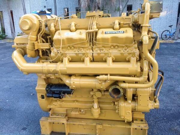 motor za Ostale opreme CATERPILLAR D379