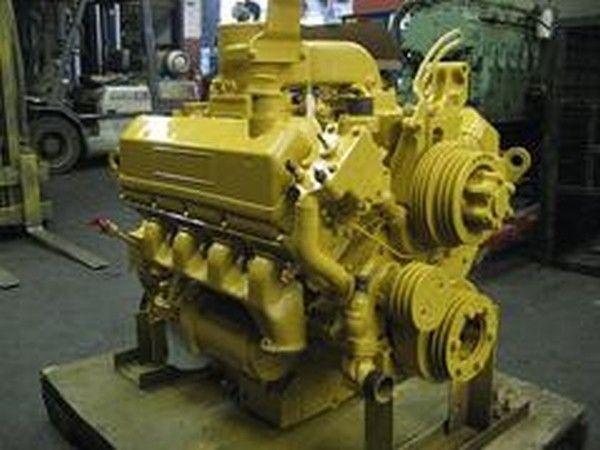 motor za Ostale opreme CUMMINS VT 555