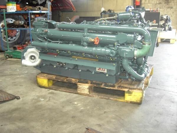 motor za Ostale opreme DAF GS160 M