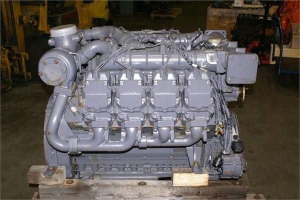 motor za Ostale opreme DEUTZ BF8M1015 C