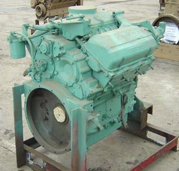 motor za Ostale opreme Detroit 6V53