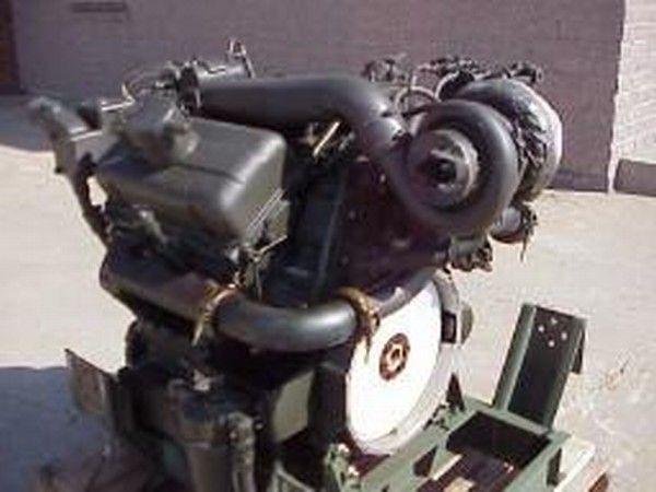 motor za bagera Detroit 6V53T