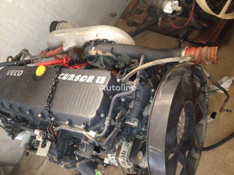 motor  Iveco F3BE0681 E3 von PS 440/480/540 Cursor 13 za kamiona IVECO Cursor/Stralis/Trakker Euro 3 S44-S48-S54