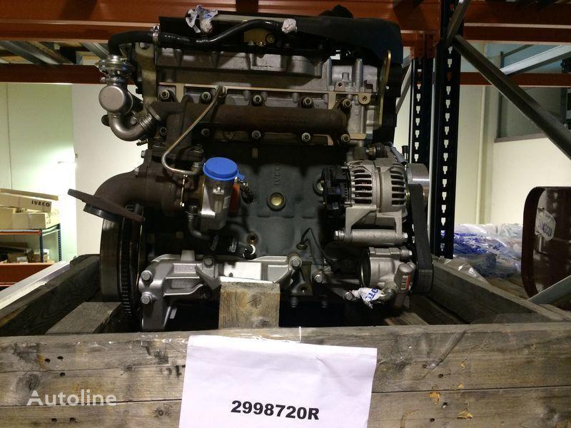motor  Iveco F1AE0481 E4 za minibuseva IVECO DAILY