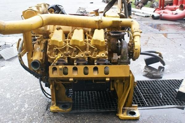 motor za Ostale opreme LIEBHERR RECONDITIONED ENGINES