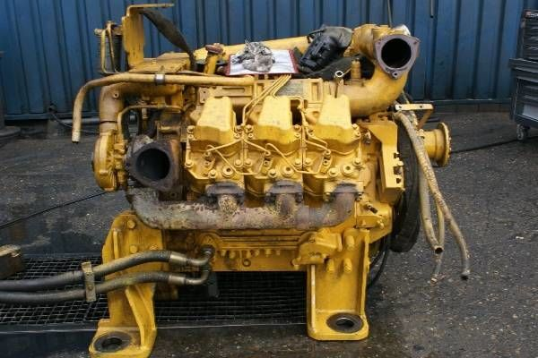 motor za Ostale opreme LIEBHERR USED ENGINES