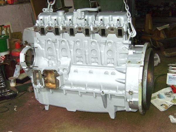 motor za utovarivača točkaša MAN D0826 LF 06