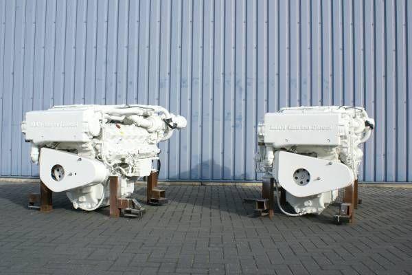 motor za tegljača MAN D2842LE409