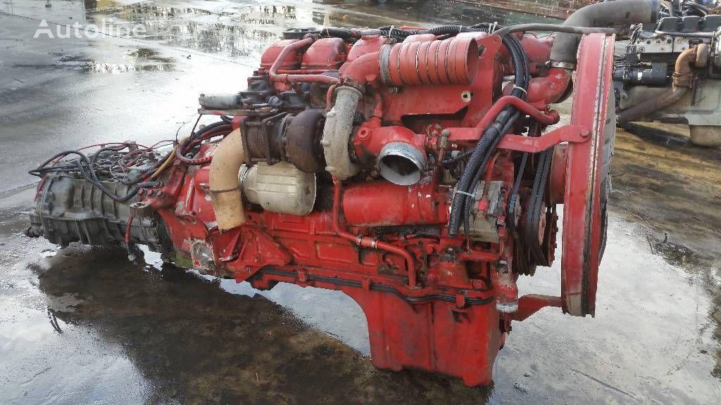 motor za kamiona MAN D2865