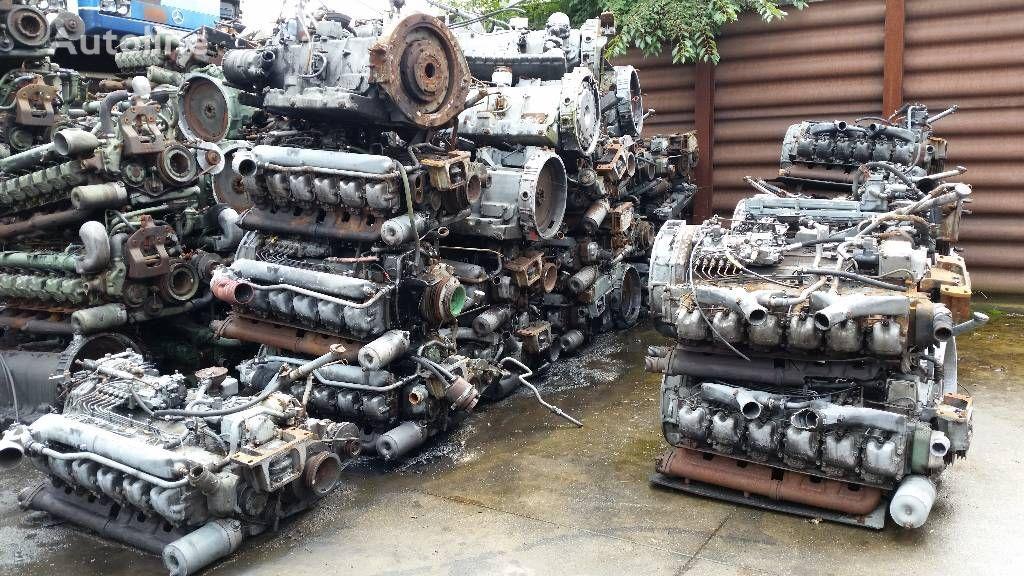 motor za kamiona MAN D2866 D2566
