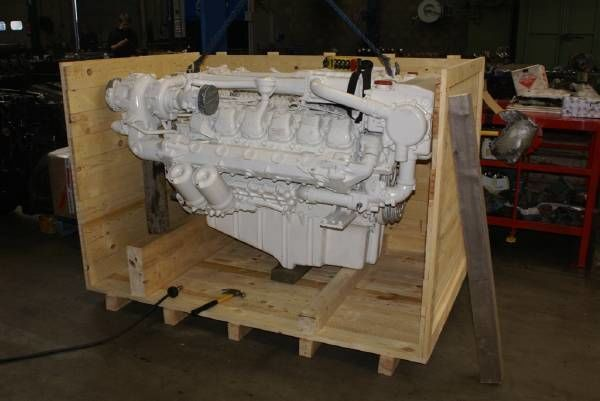 motor za kamiona MAN RECONDITIONED ENGINES