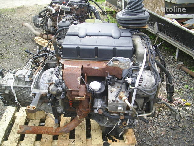 motor  MAN D0834 LFL 40 za kamiona MAN TGL 7.150
