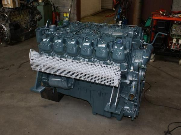 motor za Ostale opreme MERCEDES-BENZ OM 404
