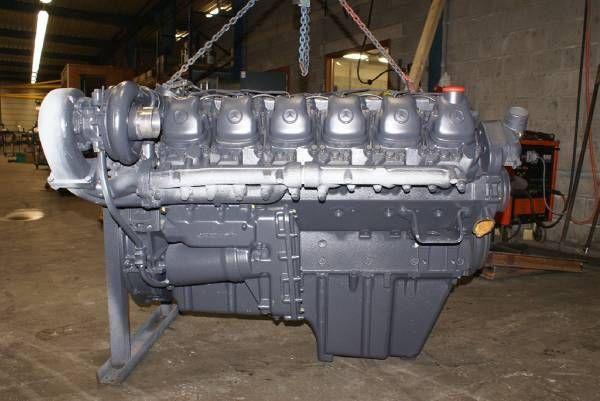 motor za Ostale opreme MERCEDES-BENZ OM 404 A
