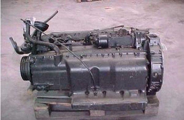 motor za Ostale opreme MERCEDES-BENZ OM 407