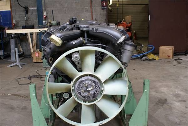 motor za Ostale opreme MERCEDES-BENZ OM502LA