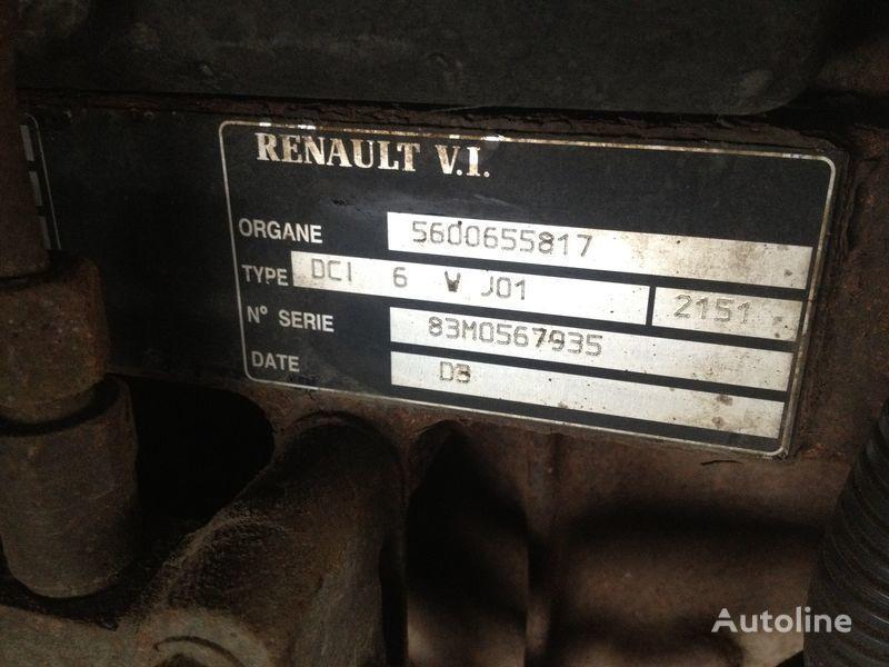 motor  Renault dci 6v j01 za kamiona RENAULT 220.250.270